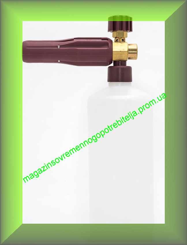Idrobase пенная насадка