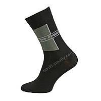 Демисезонные мужские носки с рисунком, фото 1