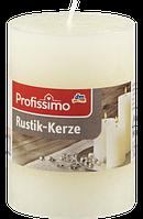 Profissimo Rustikkerze elfenbein - Свеча цвет слоновой кости длина: около 100 мм, диаметры около 68 мм, 1 шт