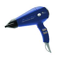 Профессиональный парикмахерский фен для волос TICO Ergo Stratos ion Blue 2000w
