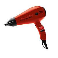 Профессиональный парикмахерский фен для волос TICO Ergo Stratos ion Red
