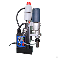 Магнитный сверлильно-резьбонарезной станок MBR-55-Е