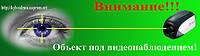 "Табличка ""Объект под видеонаблюдением"" St 202 green"
