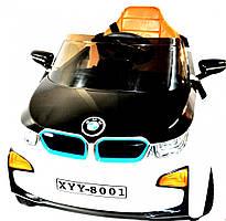 Електромобіль BMW RX5188 Білий