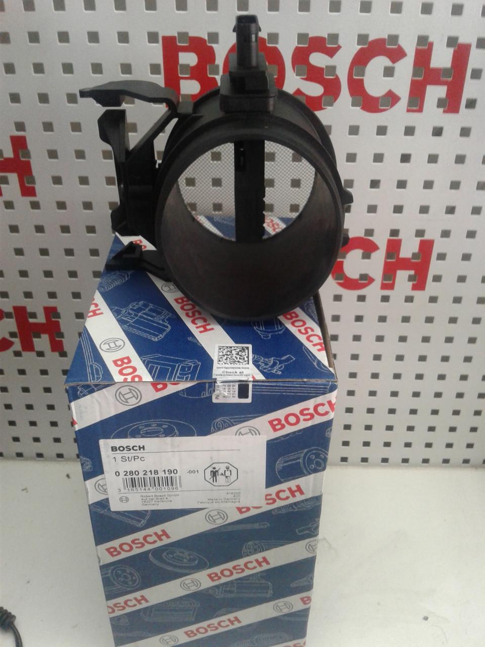 ДМРВ Bosch, 0280218190, 0 280 190 218