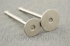 Клапан впускной и выпускной в комплекте для дизельного мотоблока 9 л.с, фото 2
