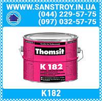 Контактный клей для резиновых, пробковых и ПВХ-покрытий THOMSIT K182 5кг