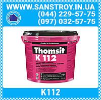 THOMSIT K 112 Проводящий клей для ПВХ покрытий 12 кг