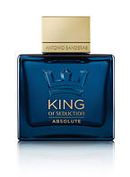Мужская туалетная вода Antonio Banderas King of Seduction Absolute 100ml