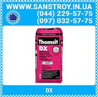 Thomsit DX Самовыравнивающаяся смесь 25кг