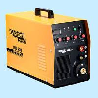 Сварочный полуавтомат KAISER MIG-250 2 в 1 инверторного типа (230 А)