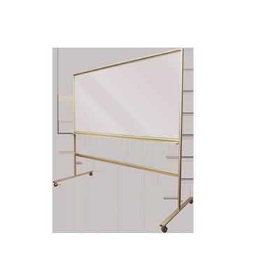 Доска стеклянная мобильная