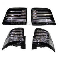 Фонари задние диодные (белые) Lexus LX570