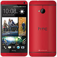 Смартфон HTC One M7 (801e) 32Gb Red