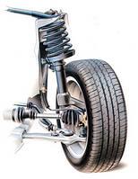 Запчасти подвески и тормозной системы Mazda 6