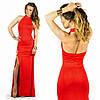 Красное платье 15548