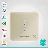 Мобильный 3G WiFi Роутер Haier Smartfren Jet 2202 с антенным выходом Без подключения