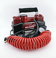 Автомобильный компрессор Белавто зубр двух поршневой