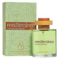 Мужская туалетная вода Antonio Banderas Mediterraneo 100ml(test)