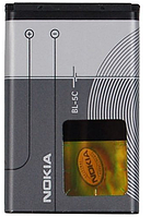 Аккумулятор  BL-5C для Nokia 1100 1200 2710 3110 5130 6300 X2 N70 1020 mah