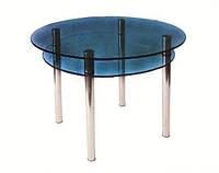 Стол стеклянный КС-3 тонированный