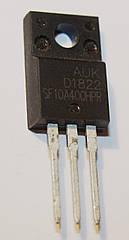 Диод SF10A400HPR (10А 400В)