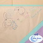 Комплект постельного белья Funny Bunny фиолет 7 пр, фото 6