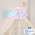 Комплект постельного белья Funny Bunny фиолет 7 пр, фото 8