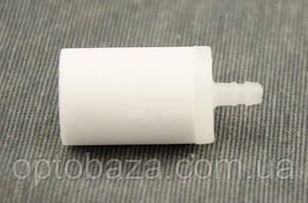 Фильтр топливный 4.5 мм белый (порекс) для бензопил серии 4500-5200, фото 3