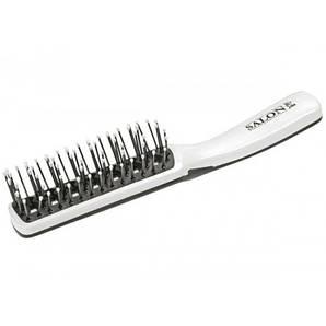 Щітка для волосся Sibel Salon-253 7-ми рядна антистатик