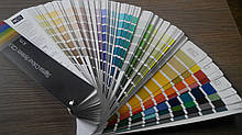 Каталог/палитра цветов NCS+RAL