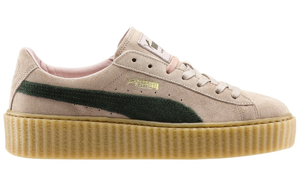 sports shoes d03e0 e84e4 Криперы Puma Rihanna Creepers