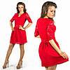 Красное платье 15547
