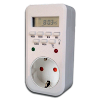 Таймер розетка электронный (таймер электронный недельный) LM680,Lemanso