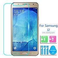 Защитное стекло для Samsung Galaxy J2 J200 - HPG Tempered glass 0.3 mm