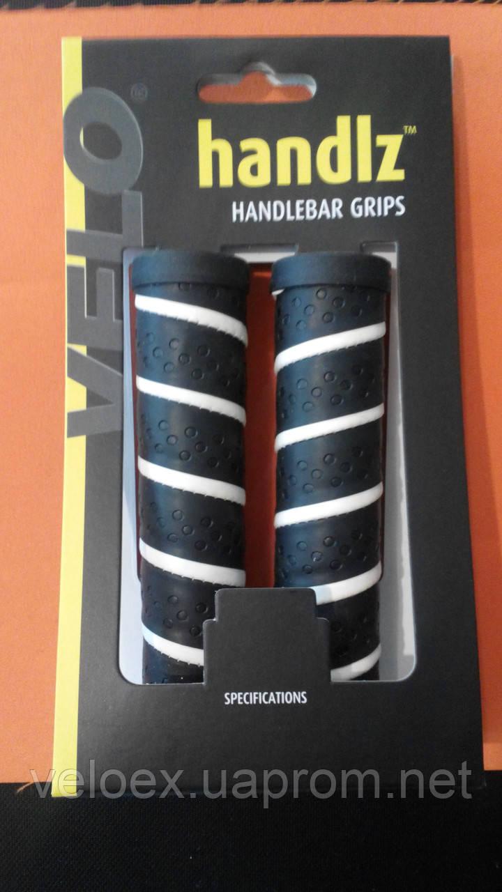 Ручки руля VLG-893AD2 125 мм