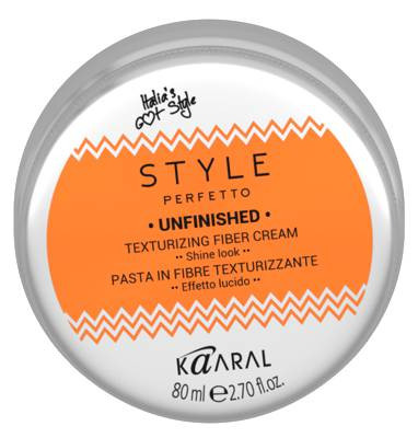 KAARAL UNFINISHED Волокниста текстуріруюча паста для волосся 80 мл.