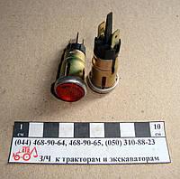 Фонарь контрольной лампы оранжевый ПД20ЕД