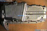 Поддон двигателя Ланос алюминиевый .поддон Ланос цена.