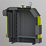 Промышленные котлы Kronas Prom 150 кВт котлы для отоплени на твердом топливе с турбиной и автоматик, фото 2