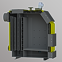 Kronas Prom 150 кВт котлы для отоплени на твердом топливе. Промышленные котлы с турбиной и автоматикой. Кронас