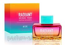 Женская туалетная вода Antonio Banderas Radiant Seduction Blue For Women 100ml