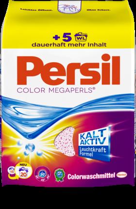 """Persil Color Megaperls, 20 Wl - Стиральный порошок в гранулах для цветных вещей, 20 стирок - Интернет-магазин """"Altro"""" в Ужгороде"""