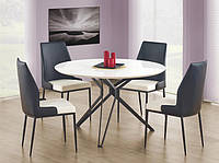 Стол обеденный деревянный PIXEL белый Halmar