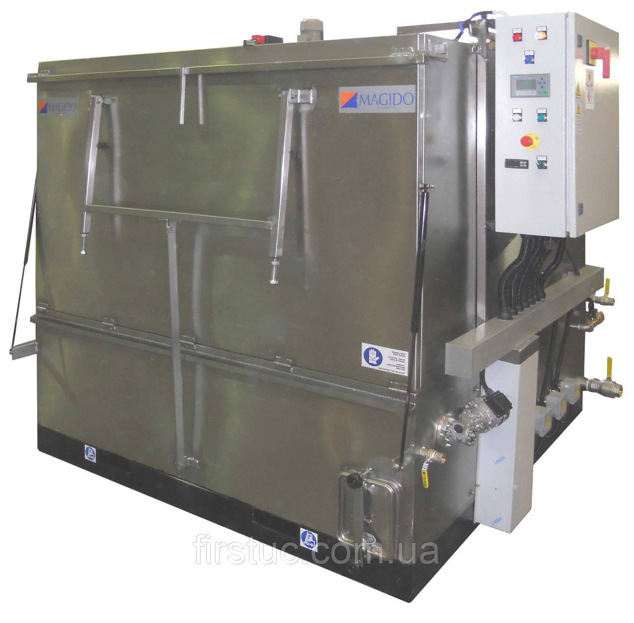 Magido L919E ECO - промислова мийна машина для великогабаритних деталей
