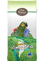 Корм для  средних,крупных попугаев DELI NATURE 22 AMAZONAS PARK AMAZONIA 15 кг