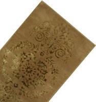 Набор ковриков для ванной и туалета  Arya Luxor коричневый