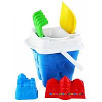 Набор для игры в песке Башня Toy Plast ИП.21.005