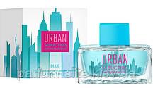 Женская туалетная вода Antonio Banderas Urban Blue Seduction For Women 100ml