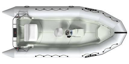 Надувная лодка Bark rb-550, фото 2
